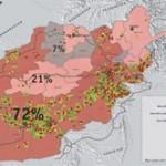 Aumenta il territorio Afgano in mano ai Talebani