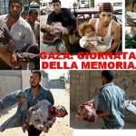Giornata della memoria… per Gaza