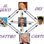 Il terremoto ai vertici della stampa italiana