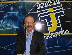 Antimafia: Pino Maniaci a giudizio perchè abusivo