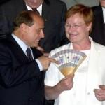 Berlusconi e le sue finte visite in Finlandia