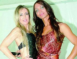 Patrizia D'addario e miss trans