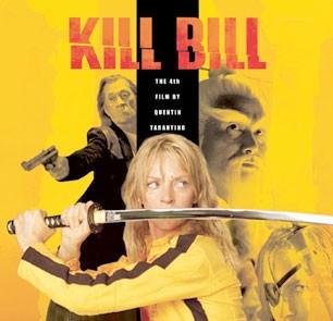 locandina kill bill