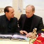 Berlusconi e l'oscuro mistero del letto di Putin
