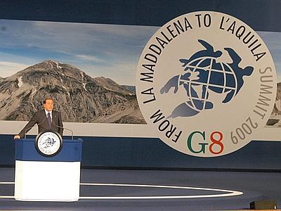 Conferenza Berlusconi