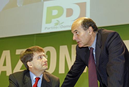 Franceschini e Bersani