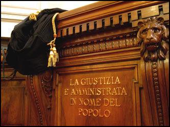 Giustizia in Italia