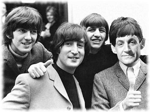 Sarkozy Beatles