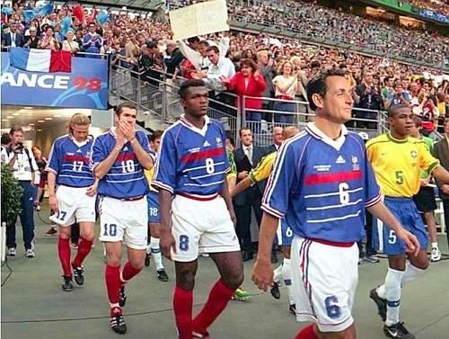 Sarkozy finale mondiale