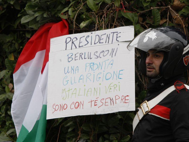Aggressione Silvio Berlusconi1