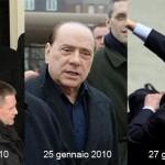 I capelli di Berlusconi per sviare l'attenzione