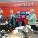 Chiude la tv di D'Alema, giornalisti in cassa integrazione