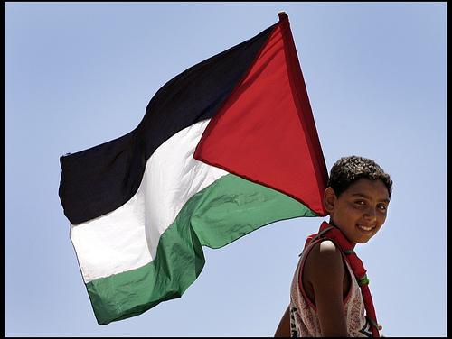 Giovani palestinesi