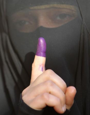 voto iraq